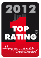 Auvesta Edelmetalle Top Rating bei Hoppenstedt im CreditCheck